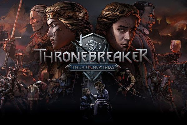 GWENT Thronebreaker Now on Switch