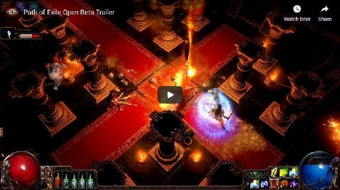 Path of Exile Celebrates 7 Years Since Open Beta