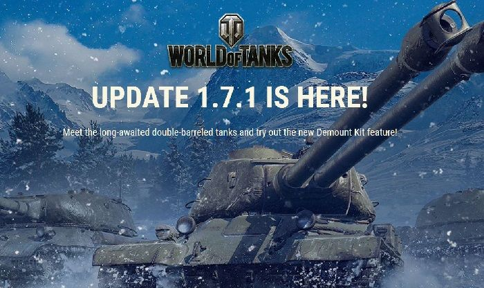 World of Tanks Receives Update 1.7.1 Bringing New Soviet Tanks