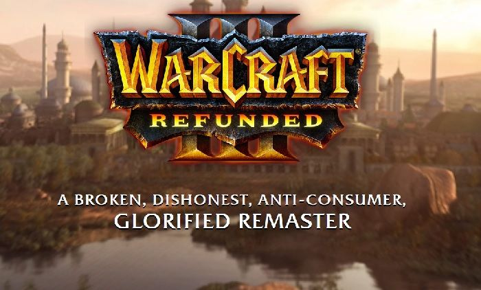 UPDATE: Warcraft Reforged Offering Automated Refunds, Blizzard Still Silent Amidst Backlash