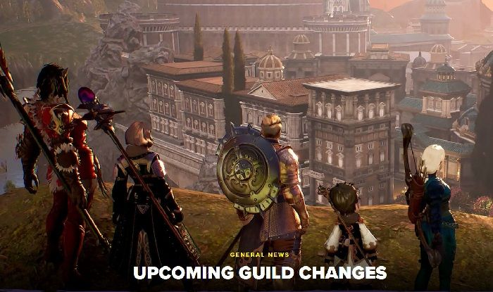 Bless Unleashed Guild Feature Improvements Aiming for July