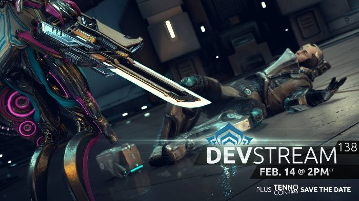 Warframe Devstream 138 Happening This Afternoon
