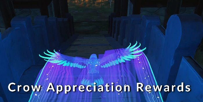 Crow Appreciation Rewards Come to Crowfall