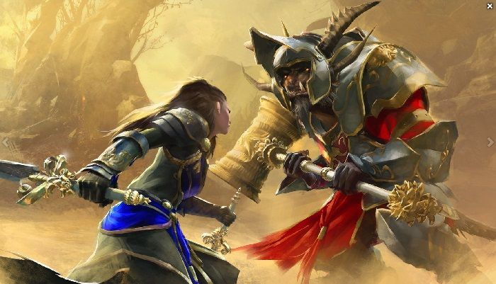 Guild Wars 2 Competitive Update Touches On Balance and More