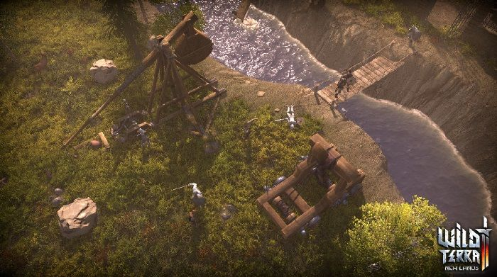 Wild Terra 2 Closed Alpha Begins February 20 for Certain Backers