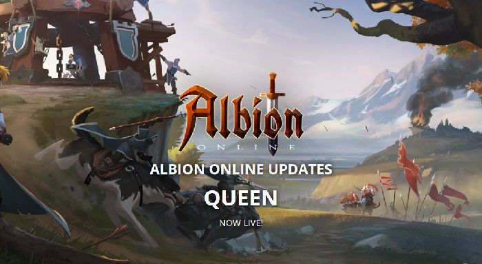 Albion Online Queen Patch 4 Brings Improvements and World Fixes