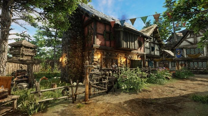 Amazon outlined player housing in New World earlier today in a lengthy news post over on the official site.