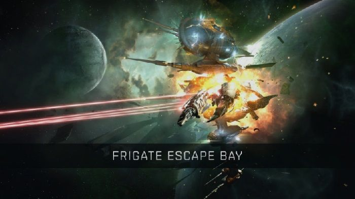 Frigate Escape Bay Hits Eve Online Late March