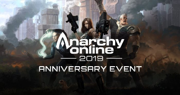 Anniversary Event Begins for Anarchy Online on February 25
