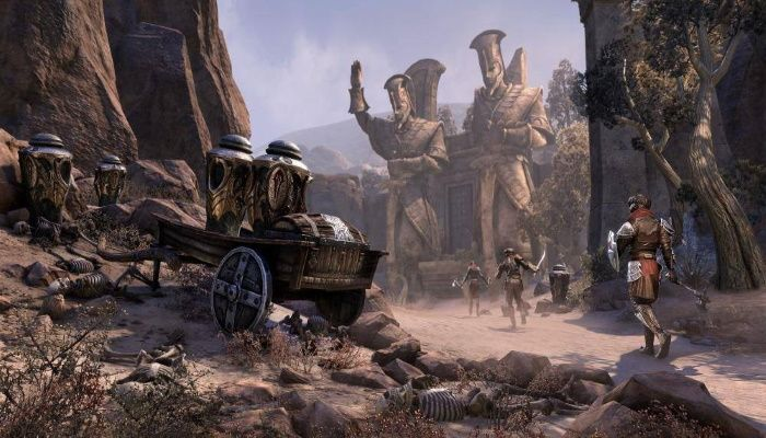 The Elder Scrolls Online Harrowstorm Impressions