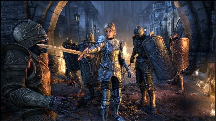 Harrowstorm & Update 25 Now Live in Elder Scrolls Online