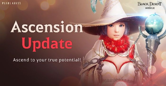 Class Ascension Available in Black Desert Mobile