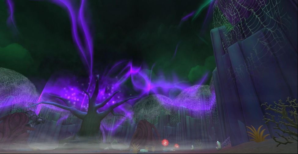 How Dark Could A Wizard101 World Be?