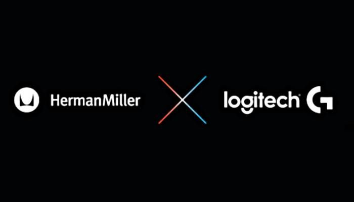 Logitech G Announces Partnership with Herman Miller