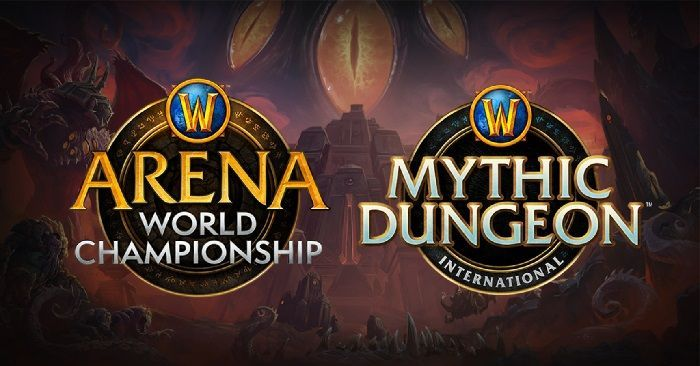 World of Warcraft Arena World Championship and Mythic Dungeon International Sign-Ups Open