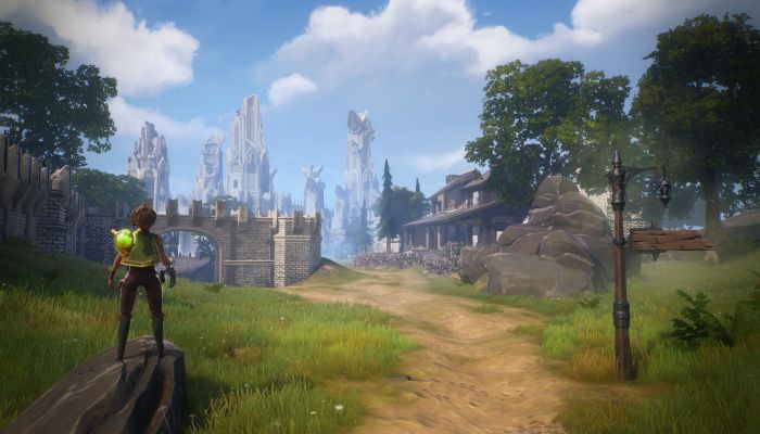 Spellbreak Hands-on Impressions