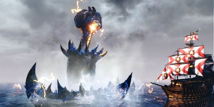 Charybdis Raid Boss Has Arrived in ArcheAge and ArcheAge Unchained