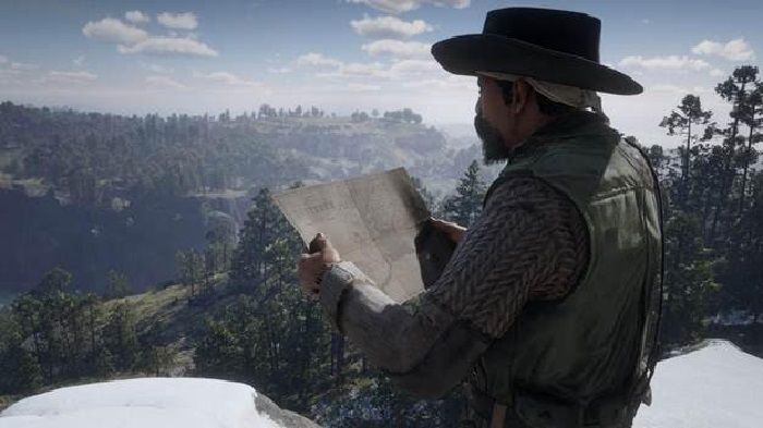 Complete Daily Challenges to Receive a Treasure Map in Red Dead Online This Week