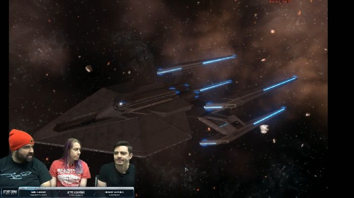 Star Trek Online Live Stream Looks At Section 31: Battlecruiser