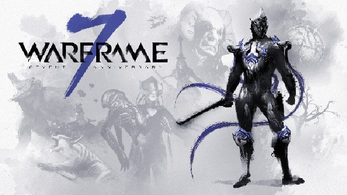 Celebrate Warframe's 7-Year Anniversary with Free Gear and More