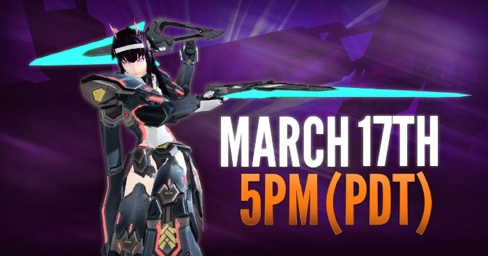 Phantasy Star Online 2 Open Beta Coming March 17