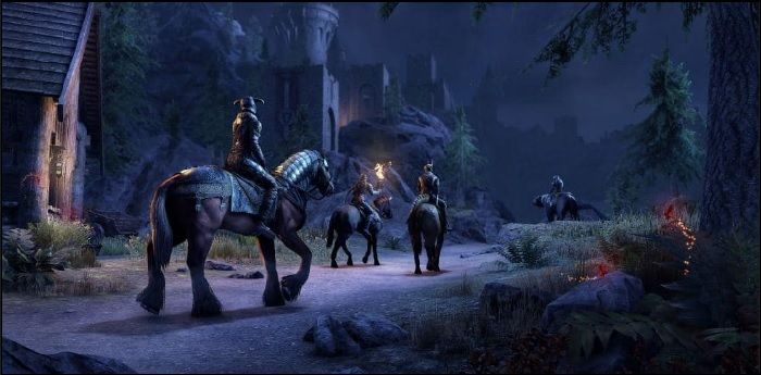 Elder Scrolls Online Update 25 Hits PS4 and Xbox One Today
