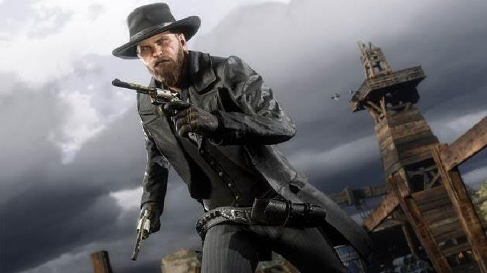 Rank Rewards Are Here in Red Dead Online