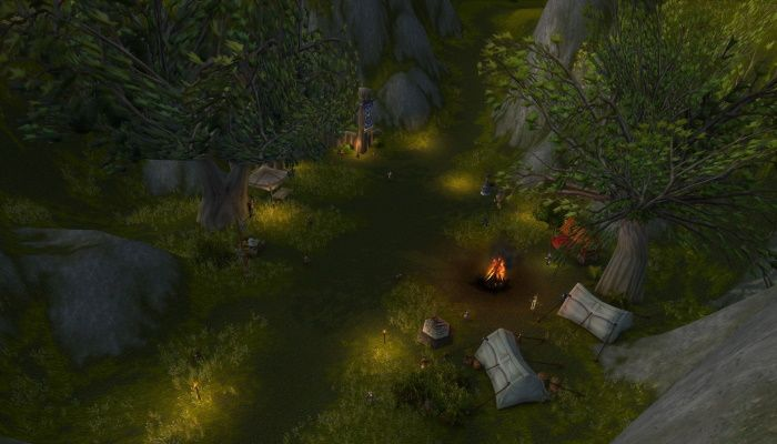 Arathi Basin Opens Today In World of Warcraft Classic
