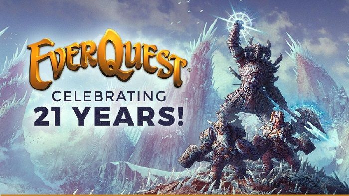 EverQuest Celebrates 21st Anniversary with Bonus Event and Player-Designed Anniversary Quests
