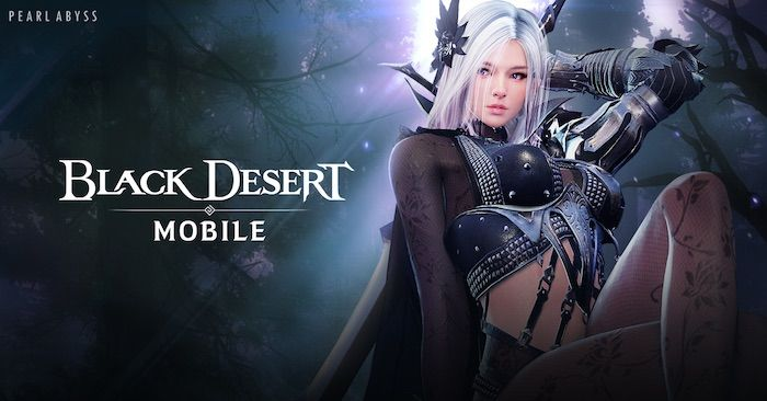 Dark Knight Pre-Registration Now Open for Black Desert Mobile