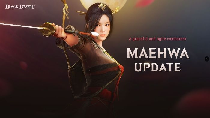 Black Desert PS4 and Xbox One Receives New Character Class Maehwa