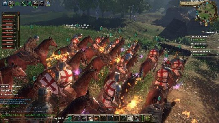 Gloria Victis Outlines New Mounted Combat Update