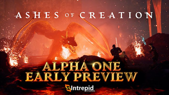 Ashes of Creation Announced Alpha One Preview Event