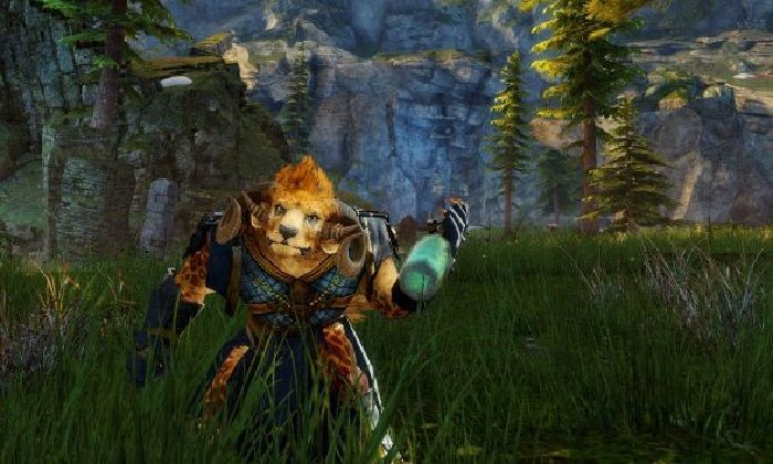 Guild Wars 2 Discusses Designing the Steel Warband