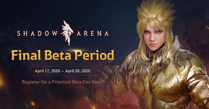 Final Shadow Arena Closed Beta Available Worldwide April 17