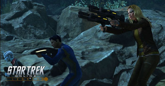 Star Trek Online's First Contact Day Celebration Starts April 2 for PC, April 9 Console