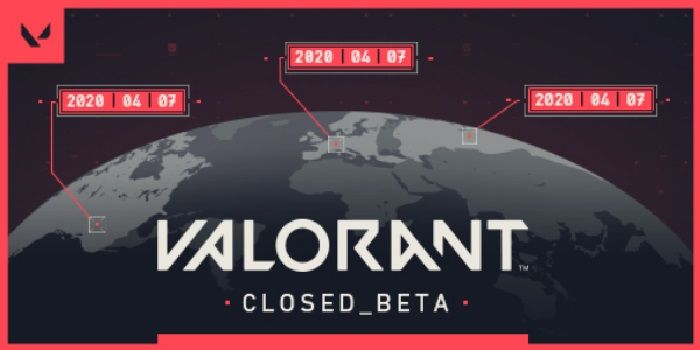 Valorant Closed Beta Coming April 7th, Sign Ups Now Live