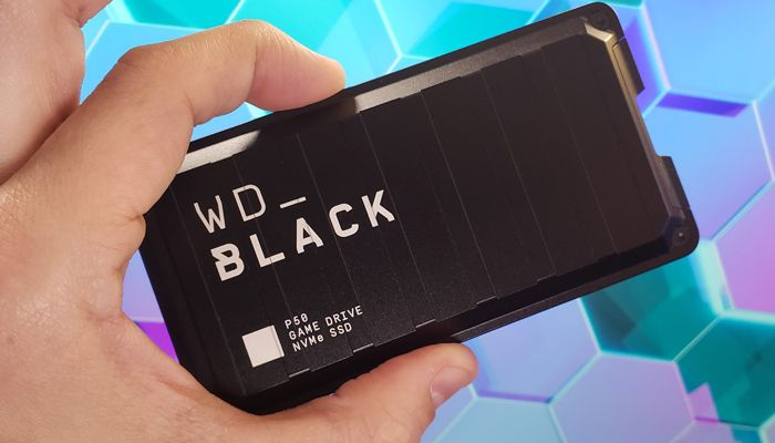 WD Black P50 Review: Fast but Expensive