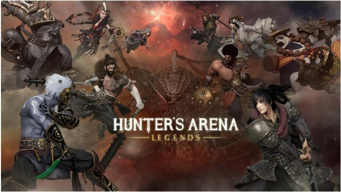 BattleRoyale-MOBA-RPG, Hunter's Arena: Legends, Starts Closed Beta Sign-Ups