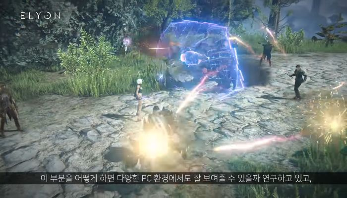 Ascent: Infinite Realm Renamed Elyon, Closed Beta Coming To Korea April 11