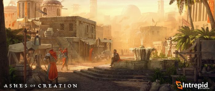 Ashes of Creation Alpha One Testing Begins in May