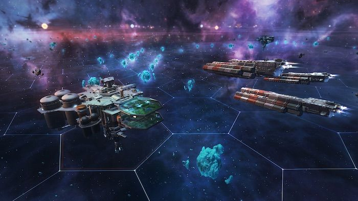 MMORTS, Starborne, Hits Open Beta Today