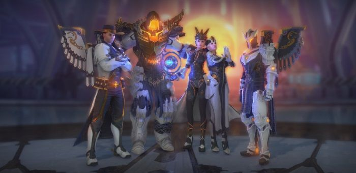 Aelion Day Event Live in Skyforge Till April 15