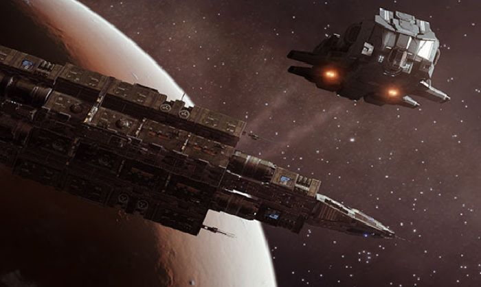 Elite: Dangerous Fleet Carriers Have Been Fully Unveiled, PC Beta Starts April 7