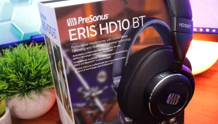 PreSonus Eris HD10 BT Review