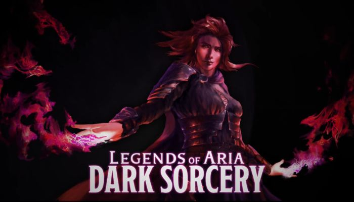 Legends of Aria's Dark Sorcery DLC Is Out Now