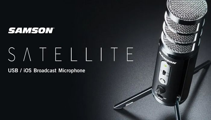 Samson Satellite Microphone Review