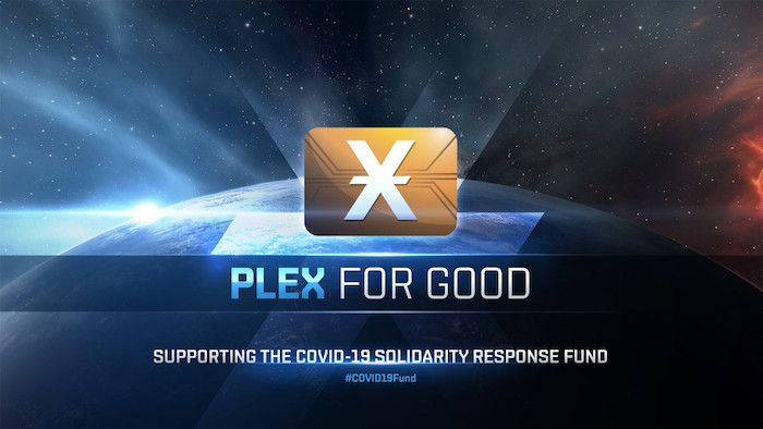 CCP Announced PLEX For GOOD in COVID-19 Relief Efforts