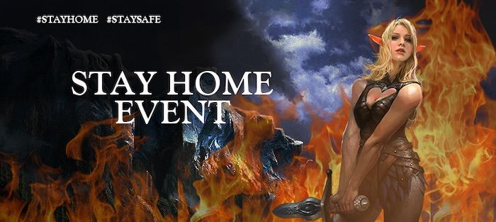 ArcheAge Unchained 'Stay Home' Event Live Now