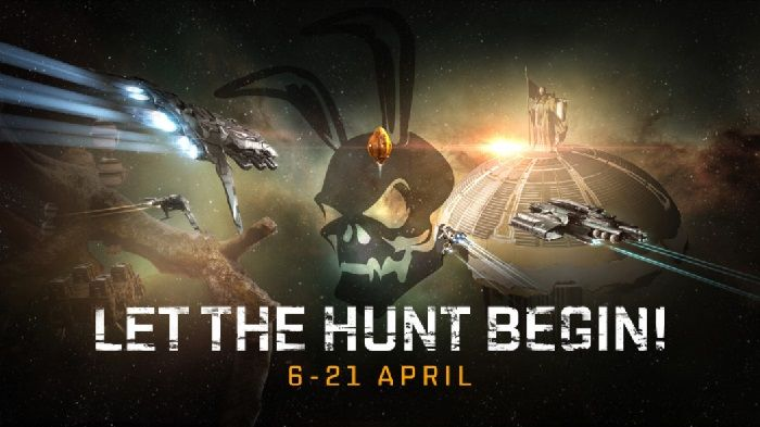 EVE Online Event, The Hunt, Live Now